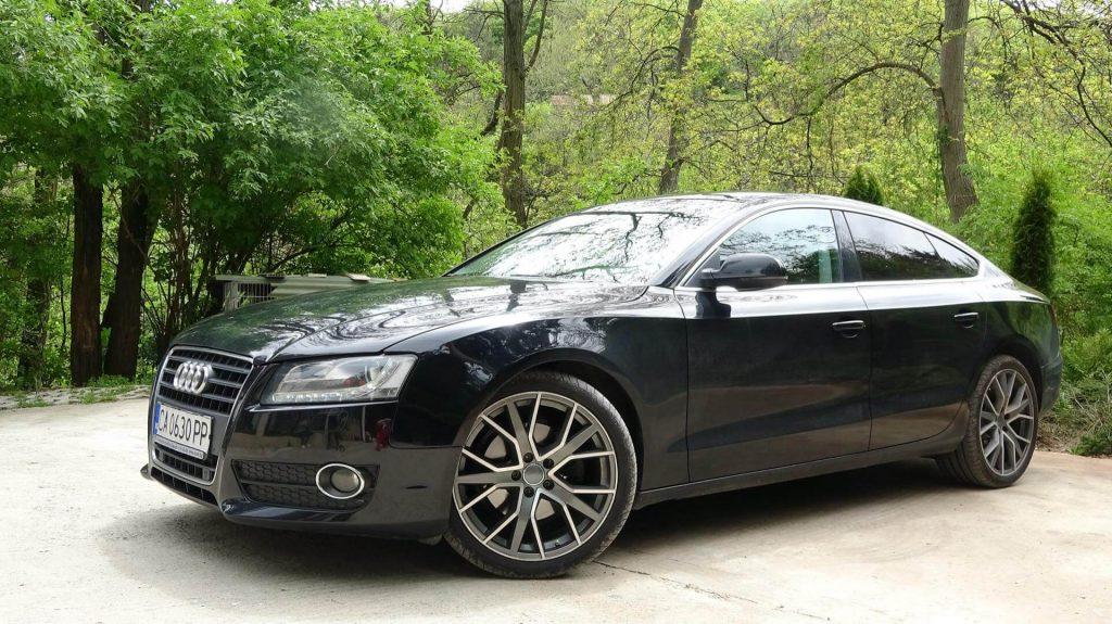 Audi A5 - GT Rent A Car Джанти - Gt Rent A Car