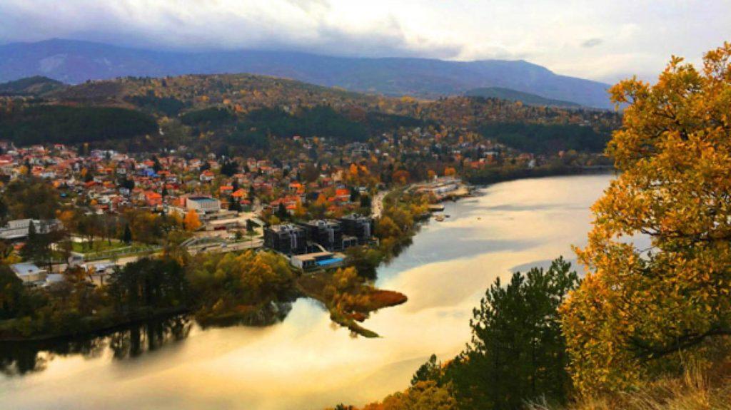 Забележителности до 100 км. от София - Езерото Панчерево - GT Rent A Car