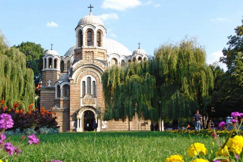 Църква Свети Седмочисленици - София - GT Rent A CAR